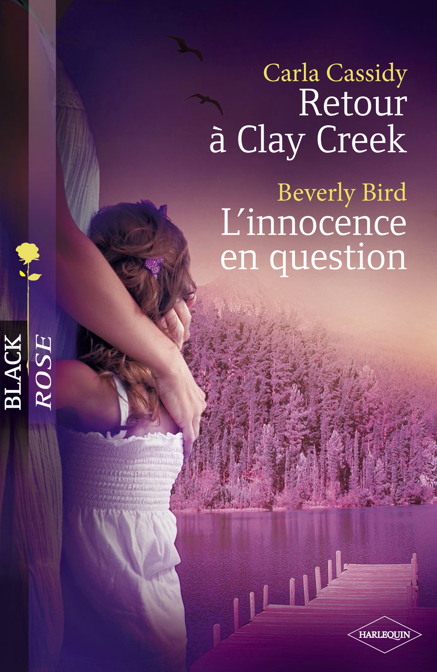 Retour à Clay Creek - L'innocence en question (Harlequin Black Rose)