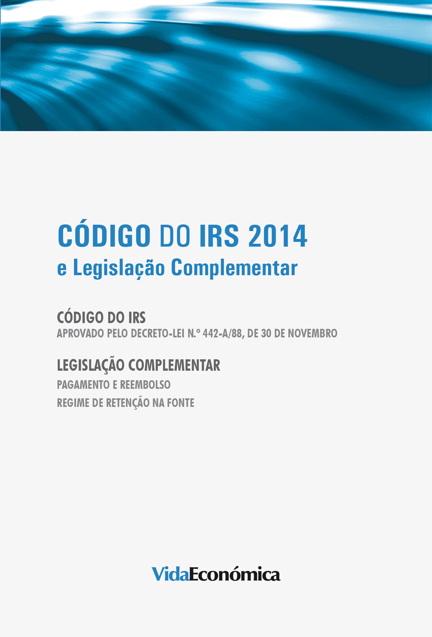 Código do IRS 2014