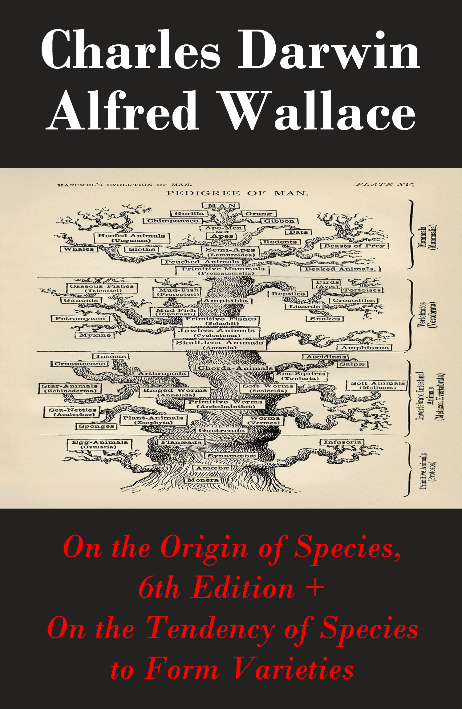 On the Origin of Species, 6th Edition + On the Tendency of Species to Form Varieties (The Original Scientific Text leading to