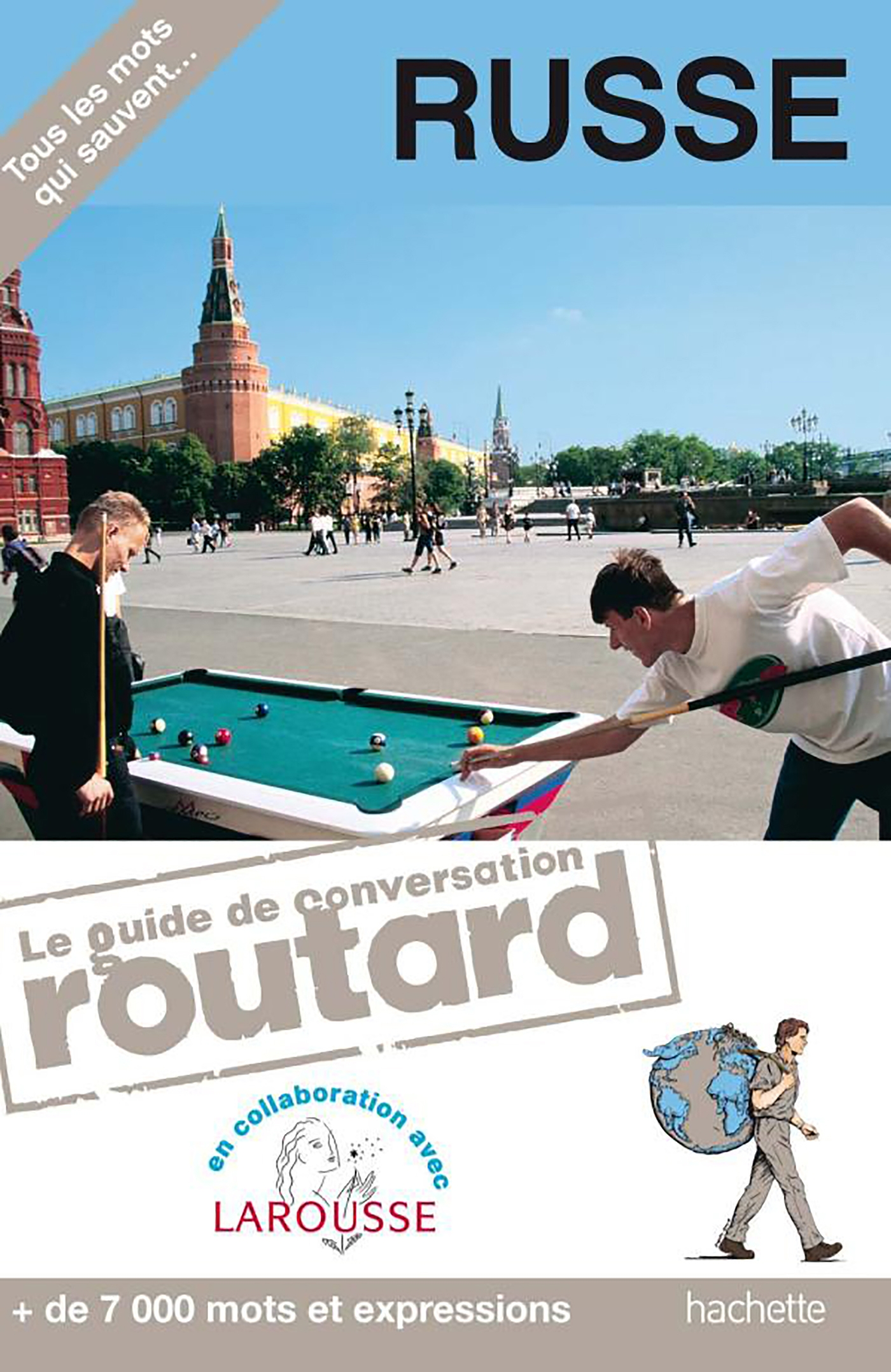 Russe  le guide de conversation Routard