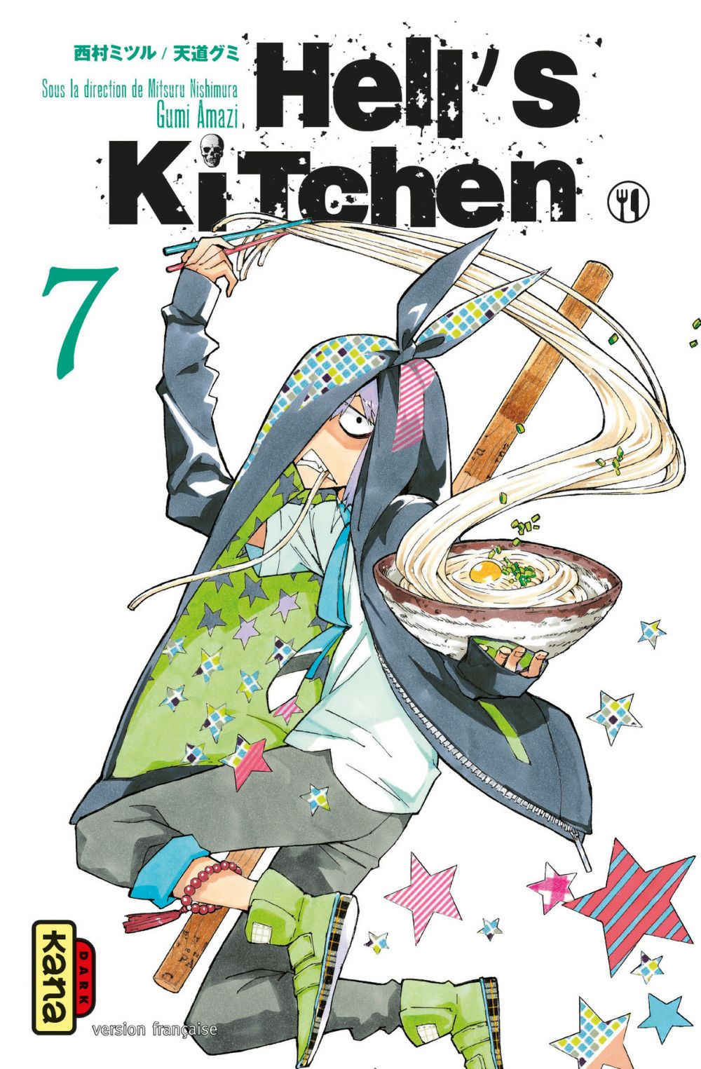 Hell's Kitchen - Tome 7