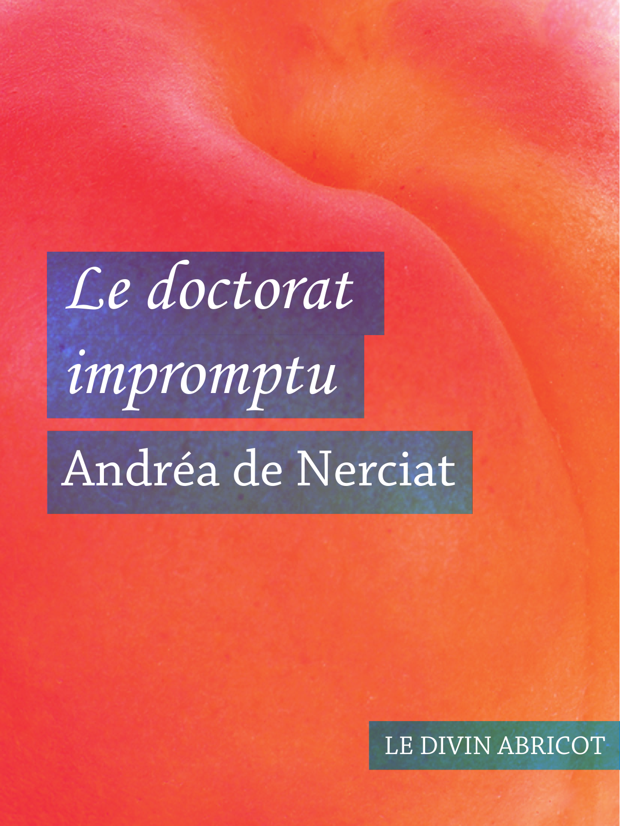 Le doctorat impromptu (érotique)
