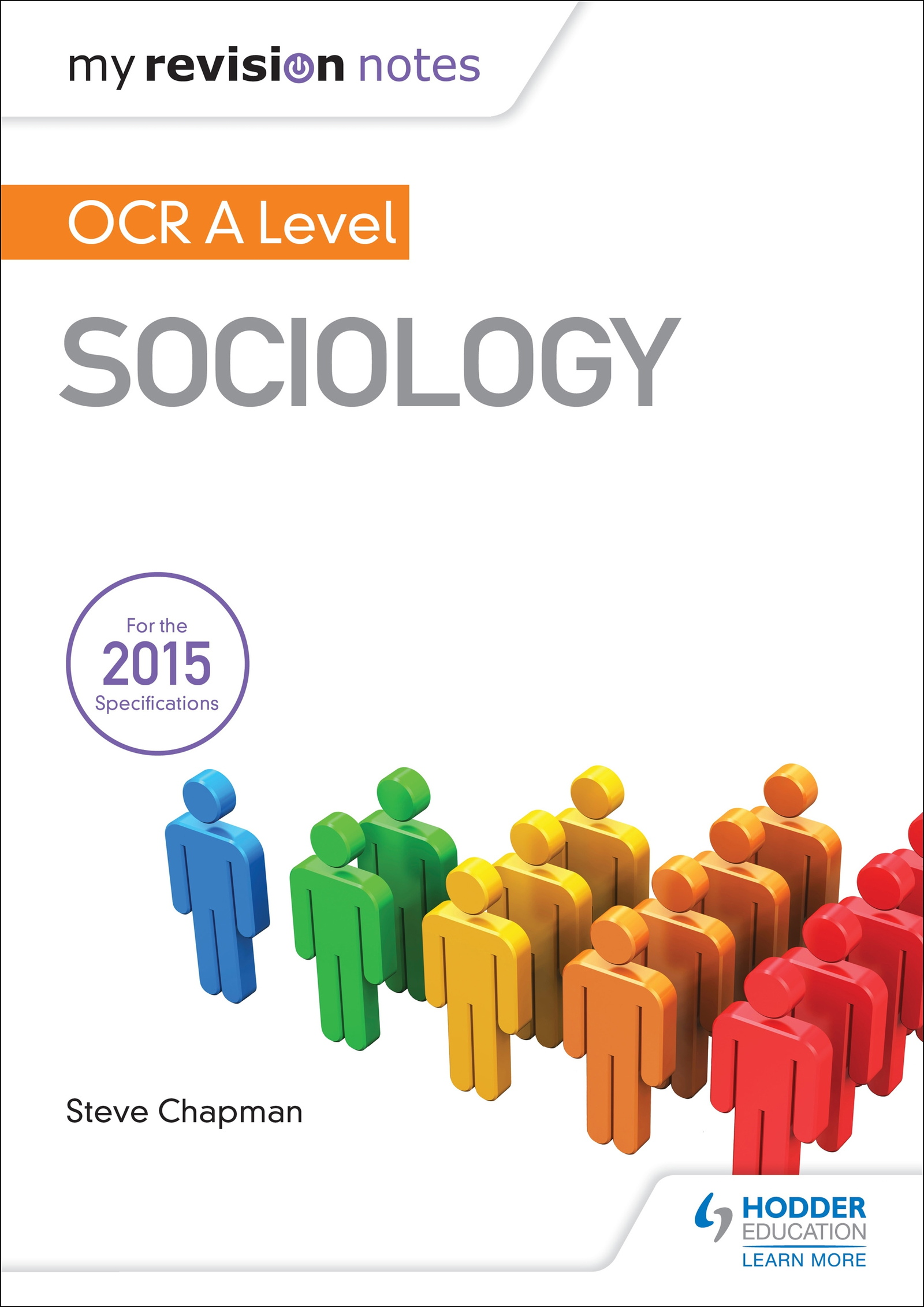 My Revision Notes: OCR A Level Sociology