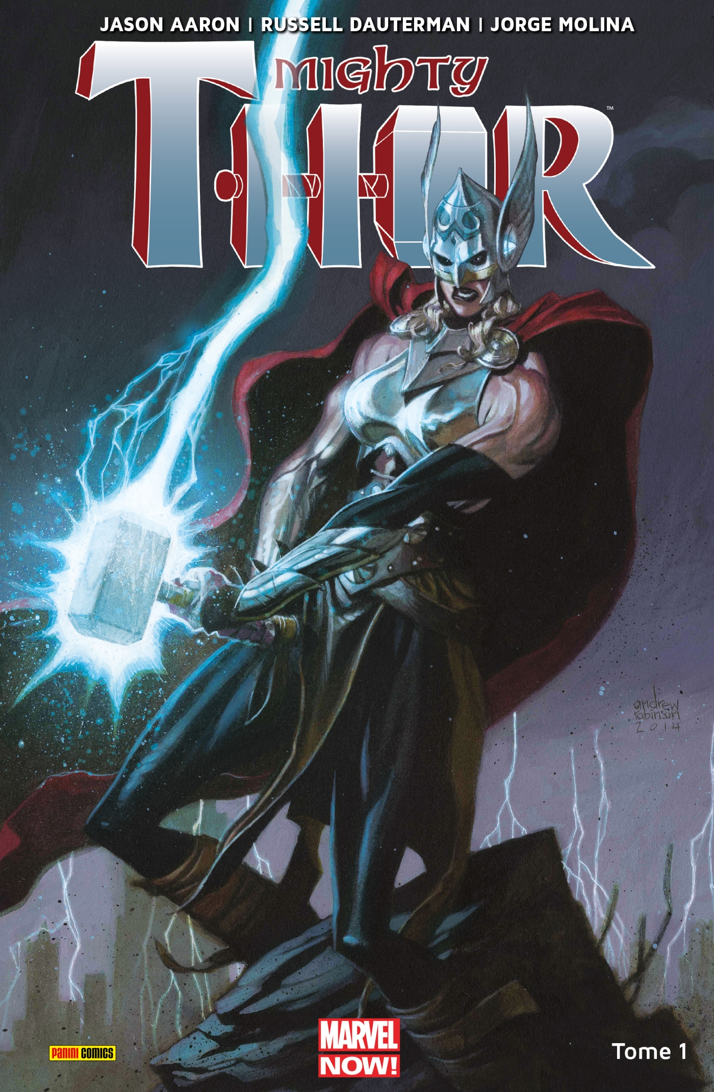 Mighty Thor (2014) T01