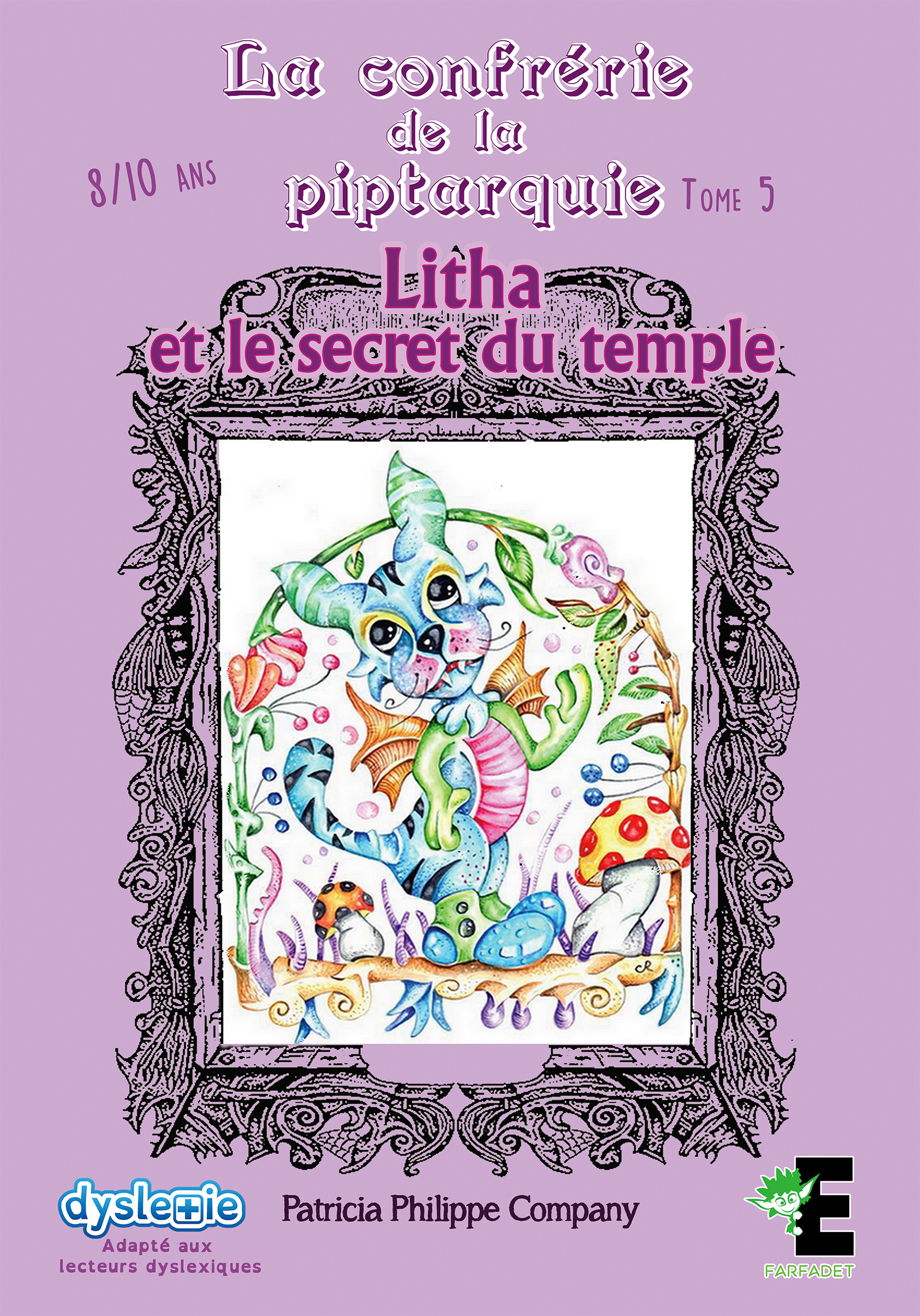 Litha et le secret du temple