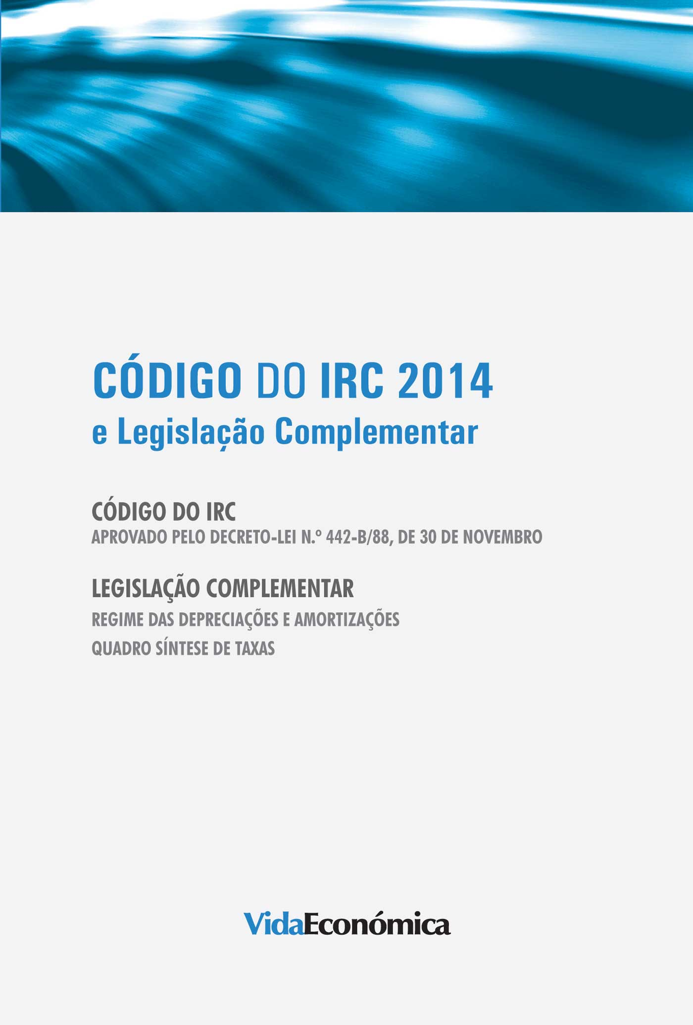 Código do IRC 2014