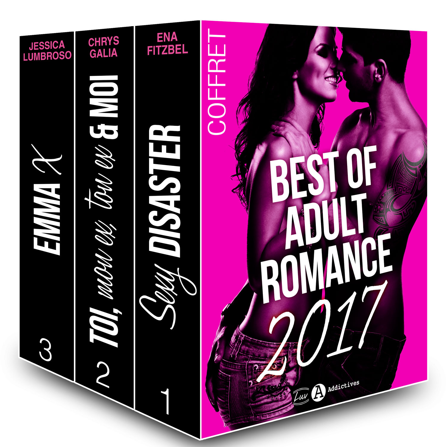 Best Of Adult Romance 2017