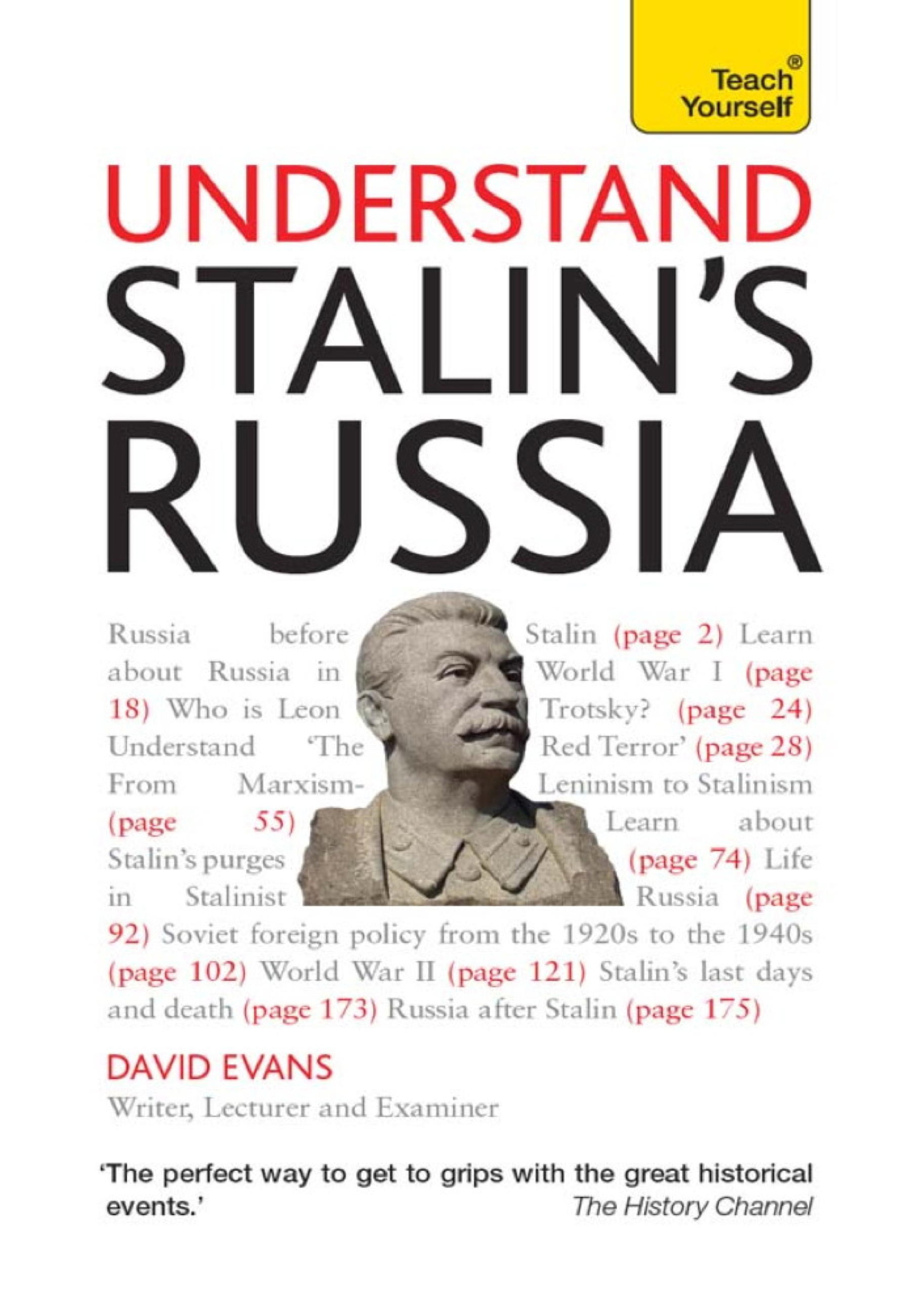 Stalin's Russia: Teach Yourself Ebook
