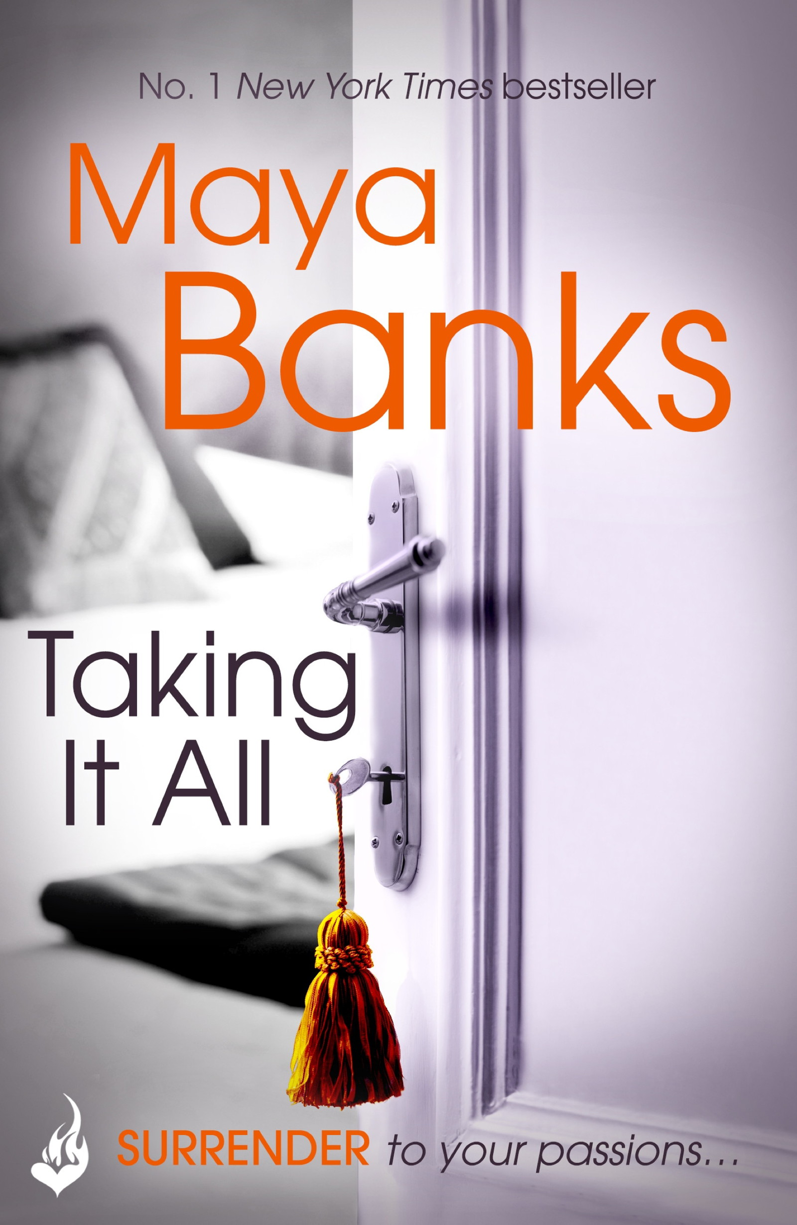 Taking It All: Surrender Trilogy Book 3