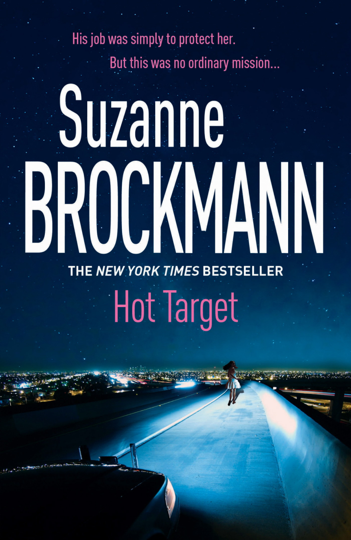 Hot Target: Troubleshooters 8