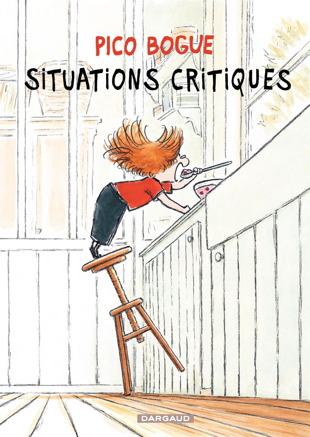 Pico Bogue - tome 2 - Situations critiques