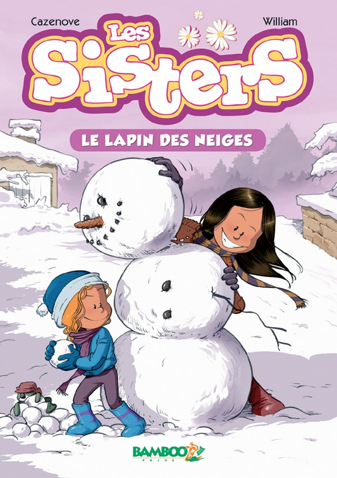 Les Sisters Bamboo Poche T03