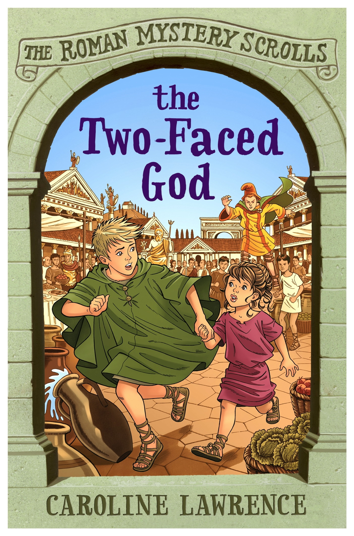 The Two-faced God