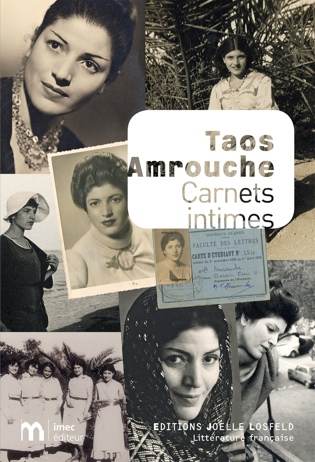 Carnets intimes