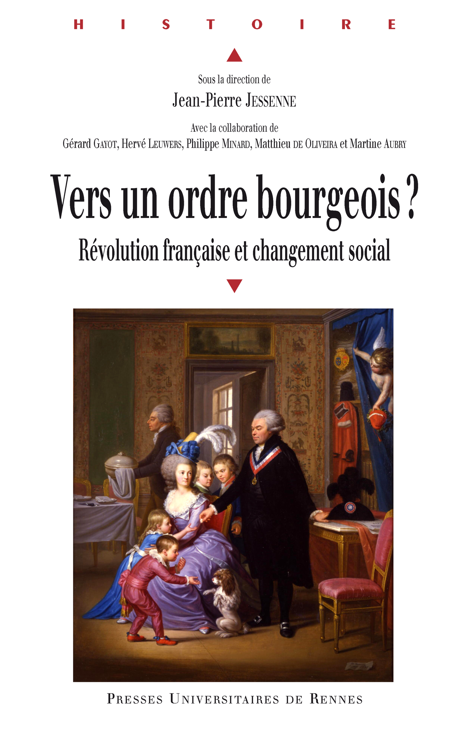 Vers un ordre bourgeois?
