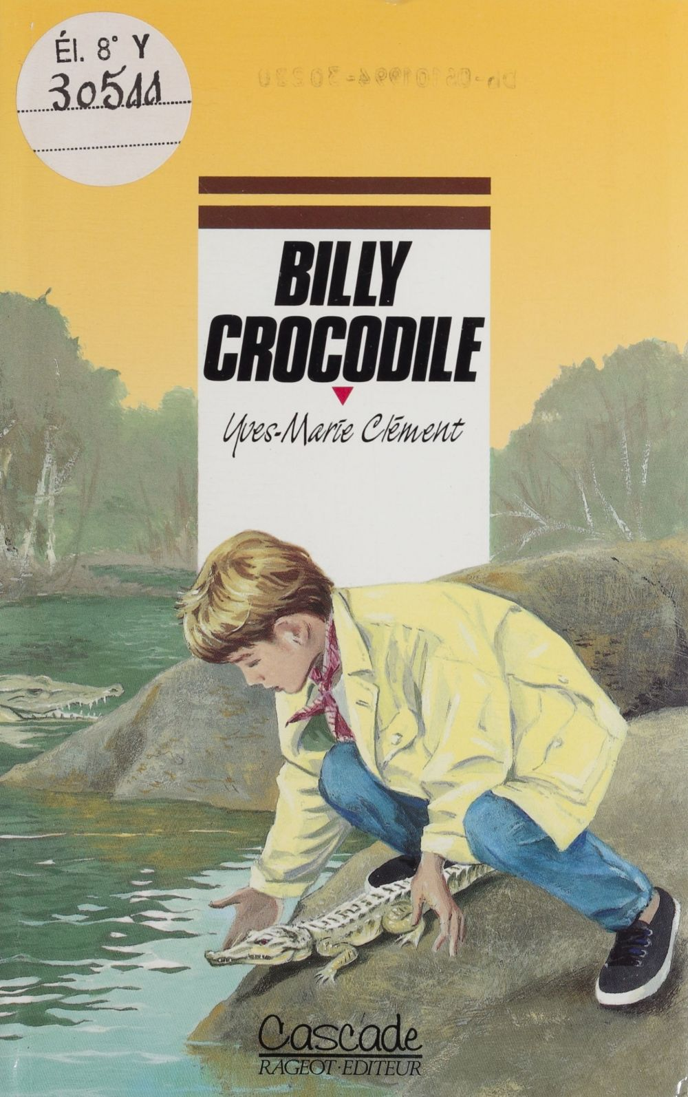 Billy crocodile