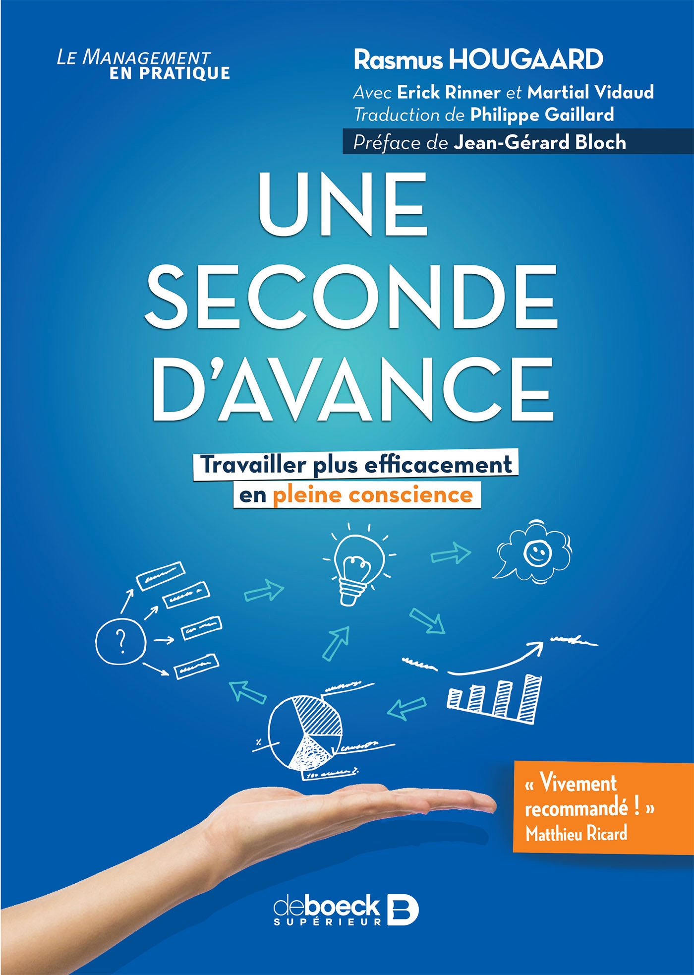 Une seconde d'avance