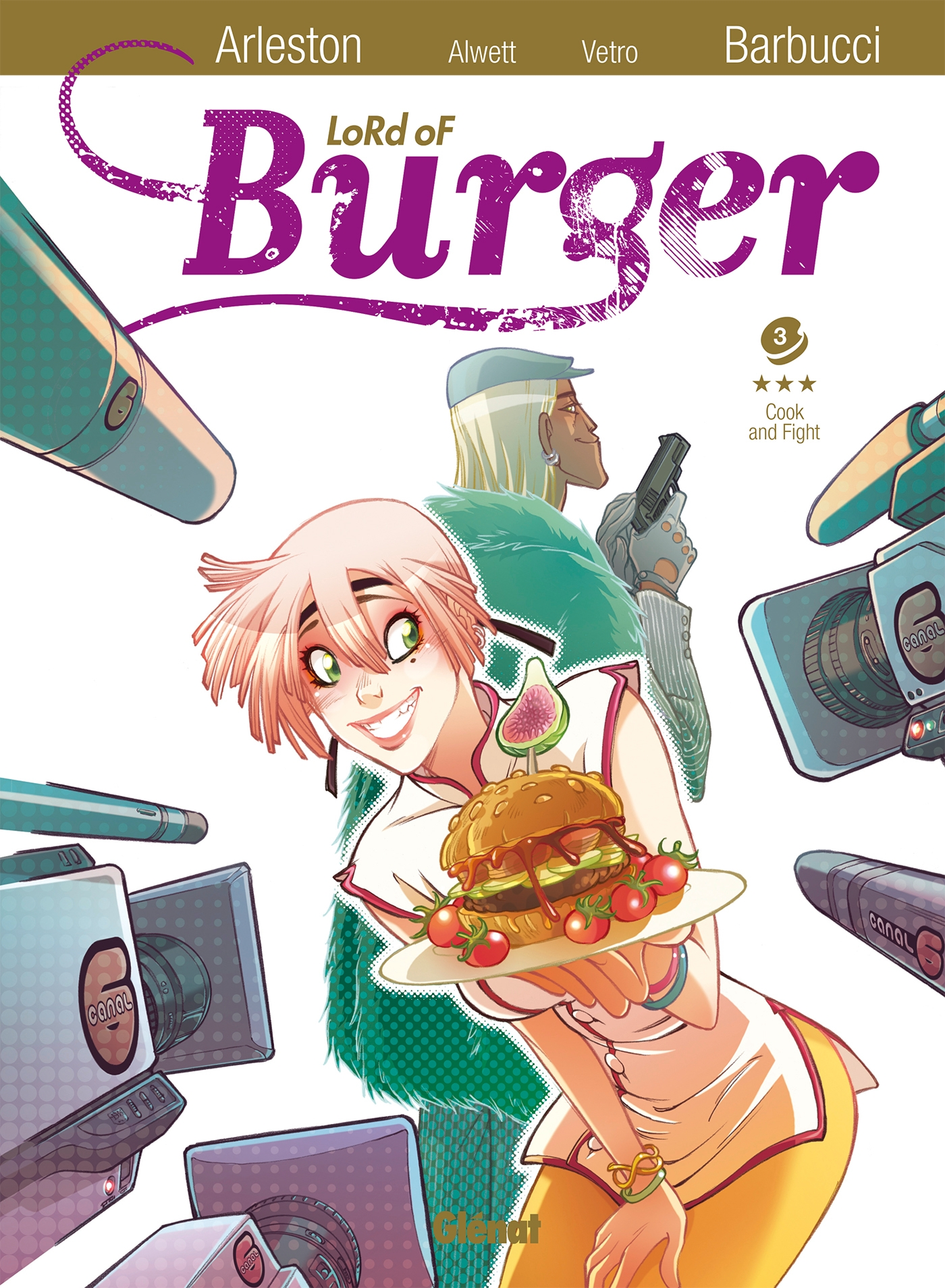 Lord of burger - Tome 03