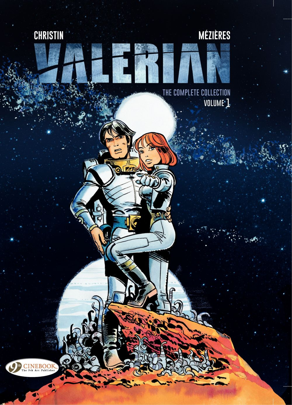 Valerian - The Complete Collection - Volume 1