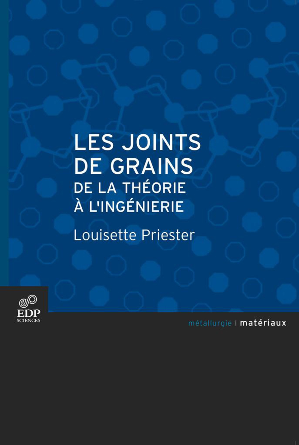 Les joints de grains