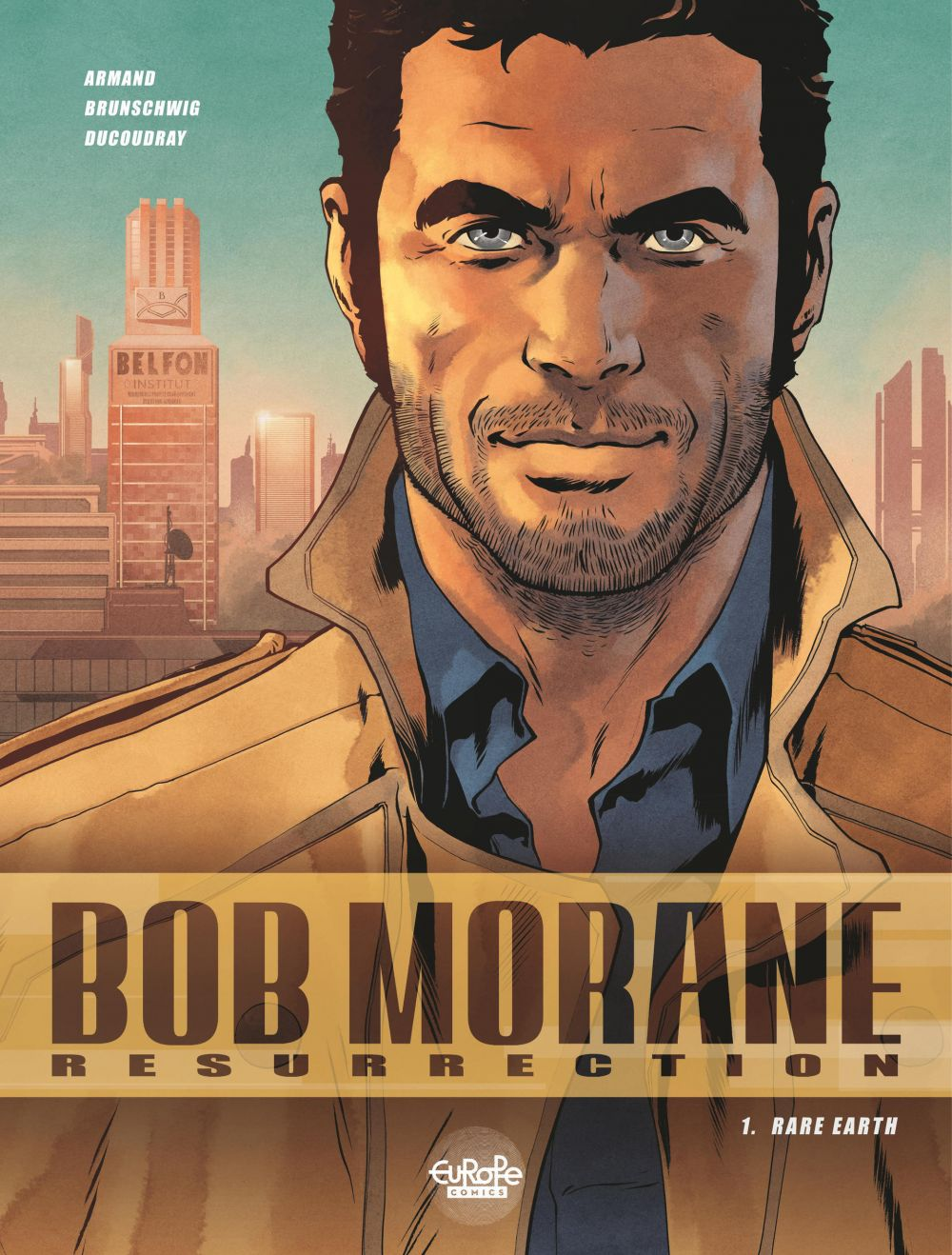 Bob Morane - Volume 1 -  Rare Earth