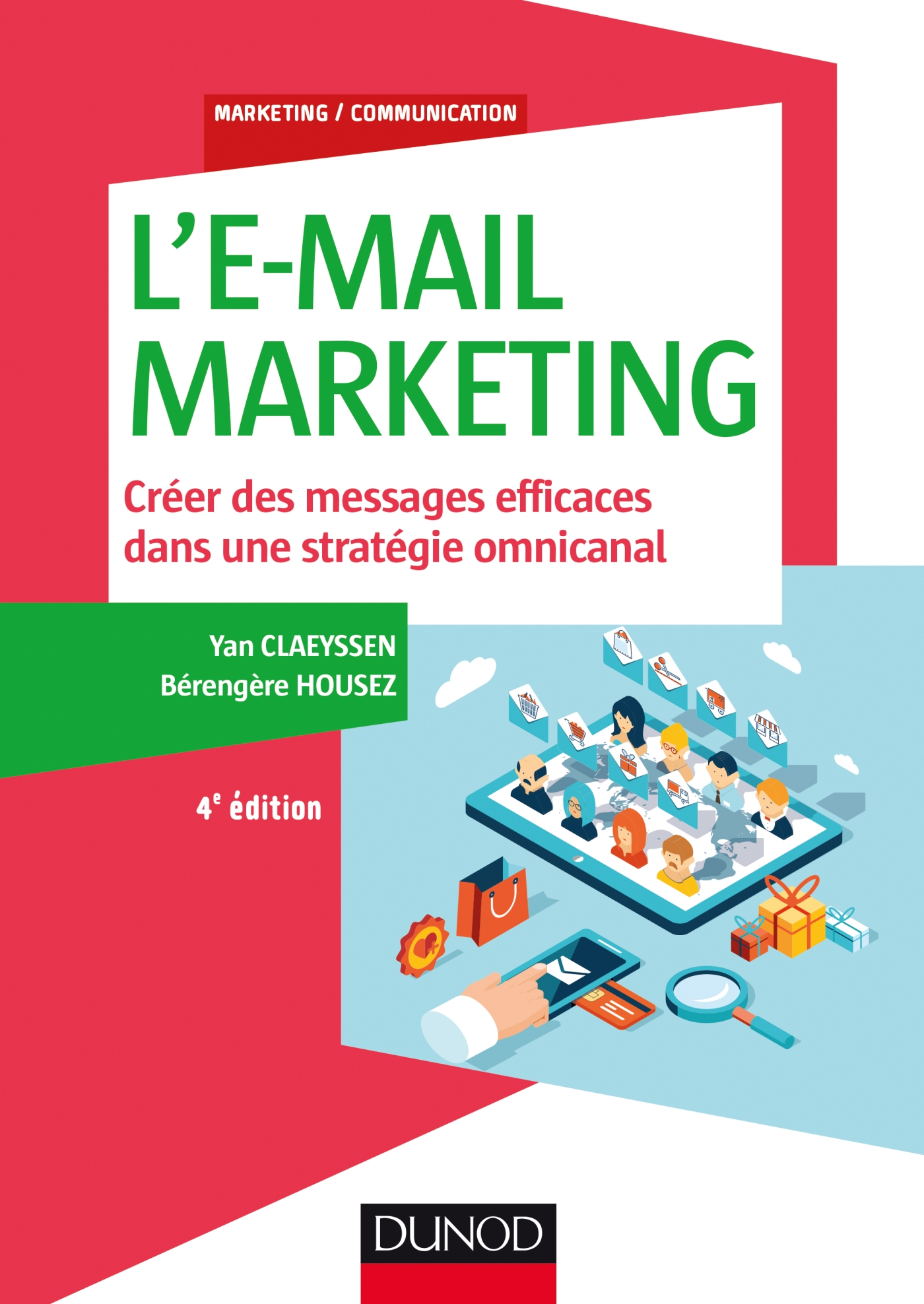 L'E-mail marketing - 4e éd.