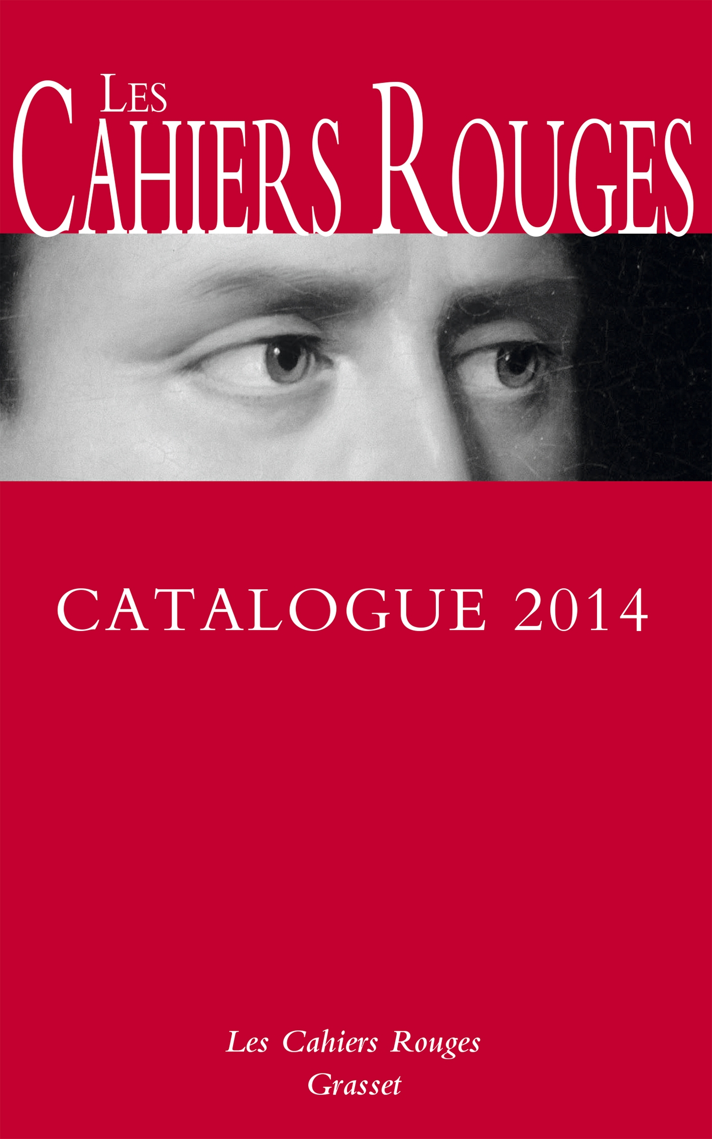 Catalogues cahiers rouges 2014