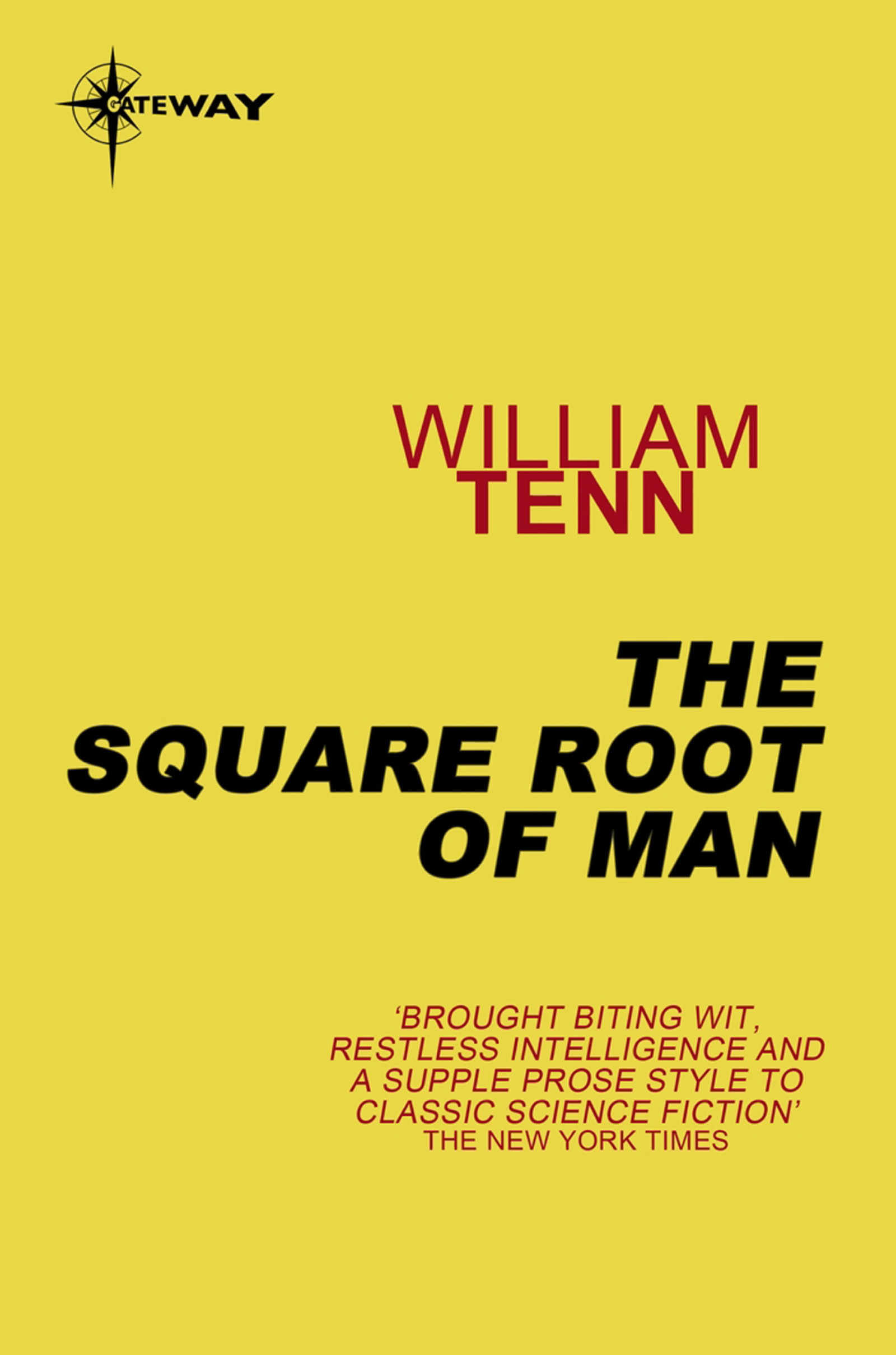 The Square Root of Man