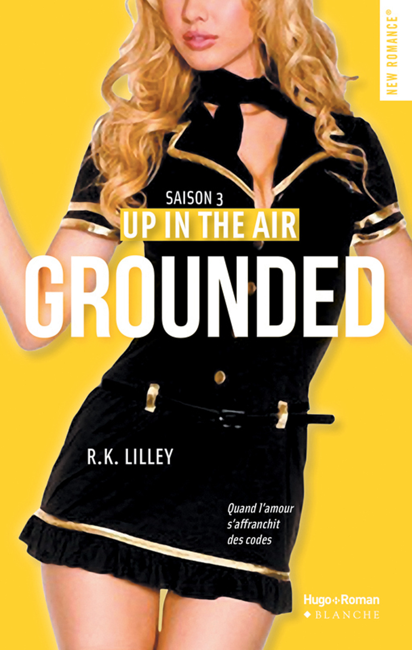 Up in the air Saison 3 Grounded -Extrait offert-