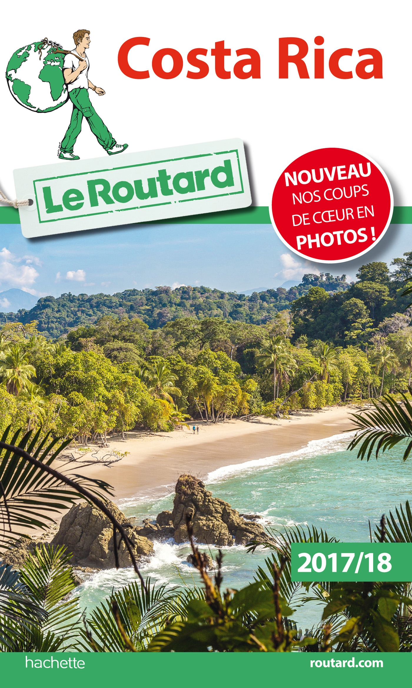 Guide du Routard du Costa Rica 2017/18
