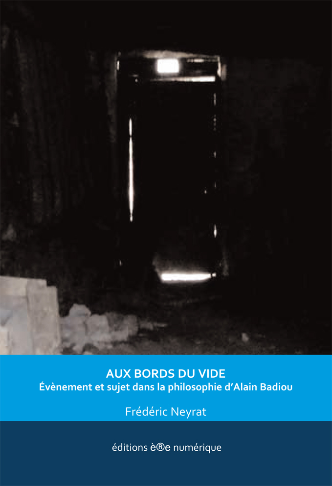 Aux bords du vide