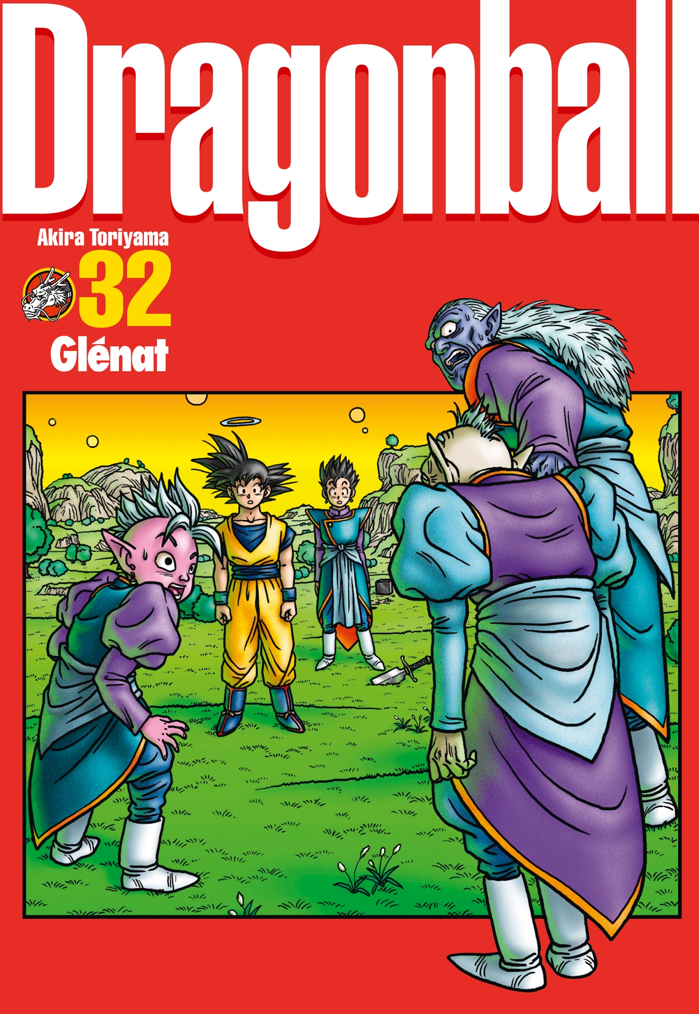 Dragon Ball perfect edition - Tome 32