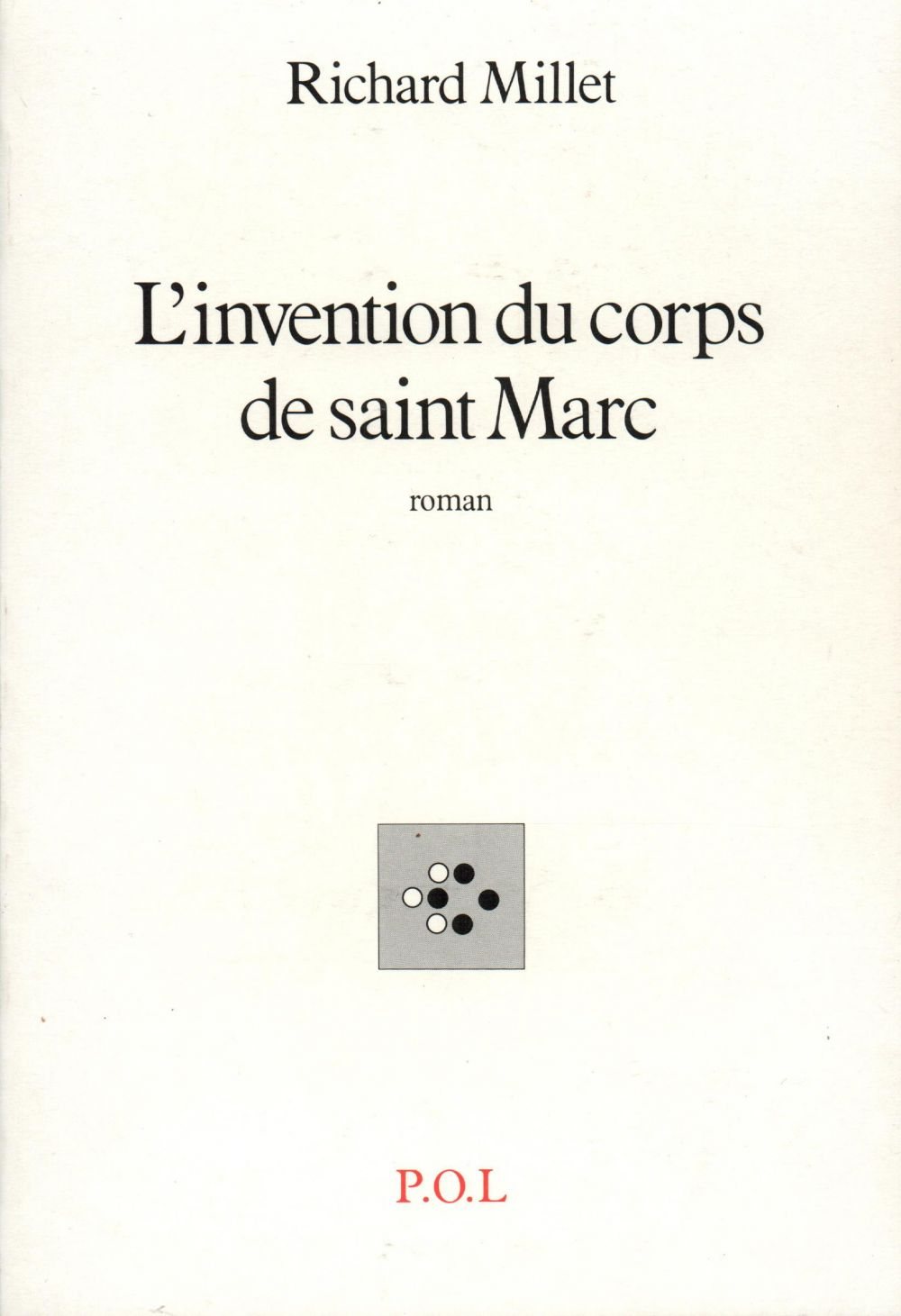 L'Invention du corps de saint Marc