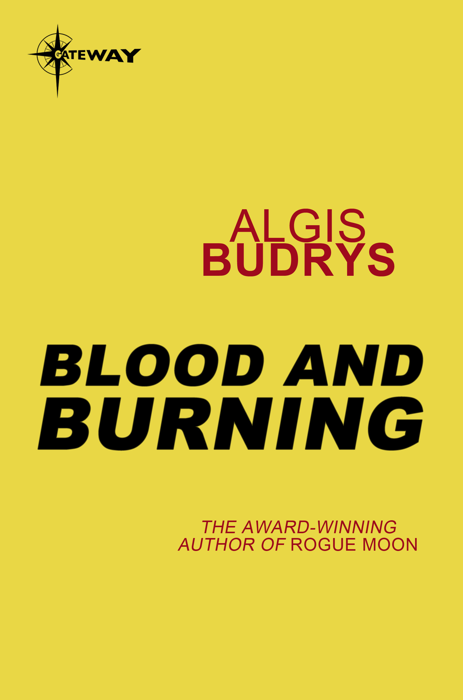 Blood and Burning
