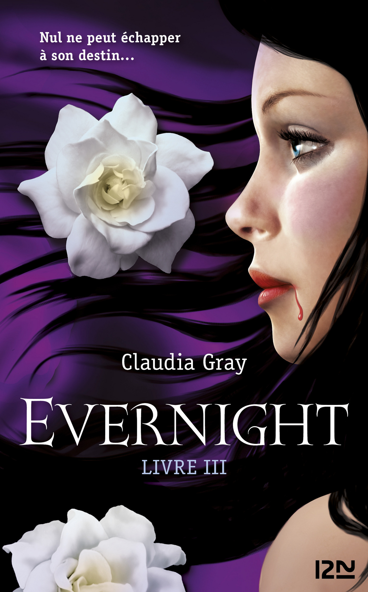 Evernight - tome 3