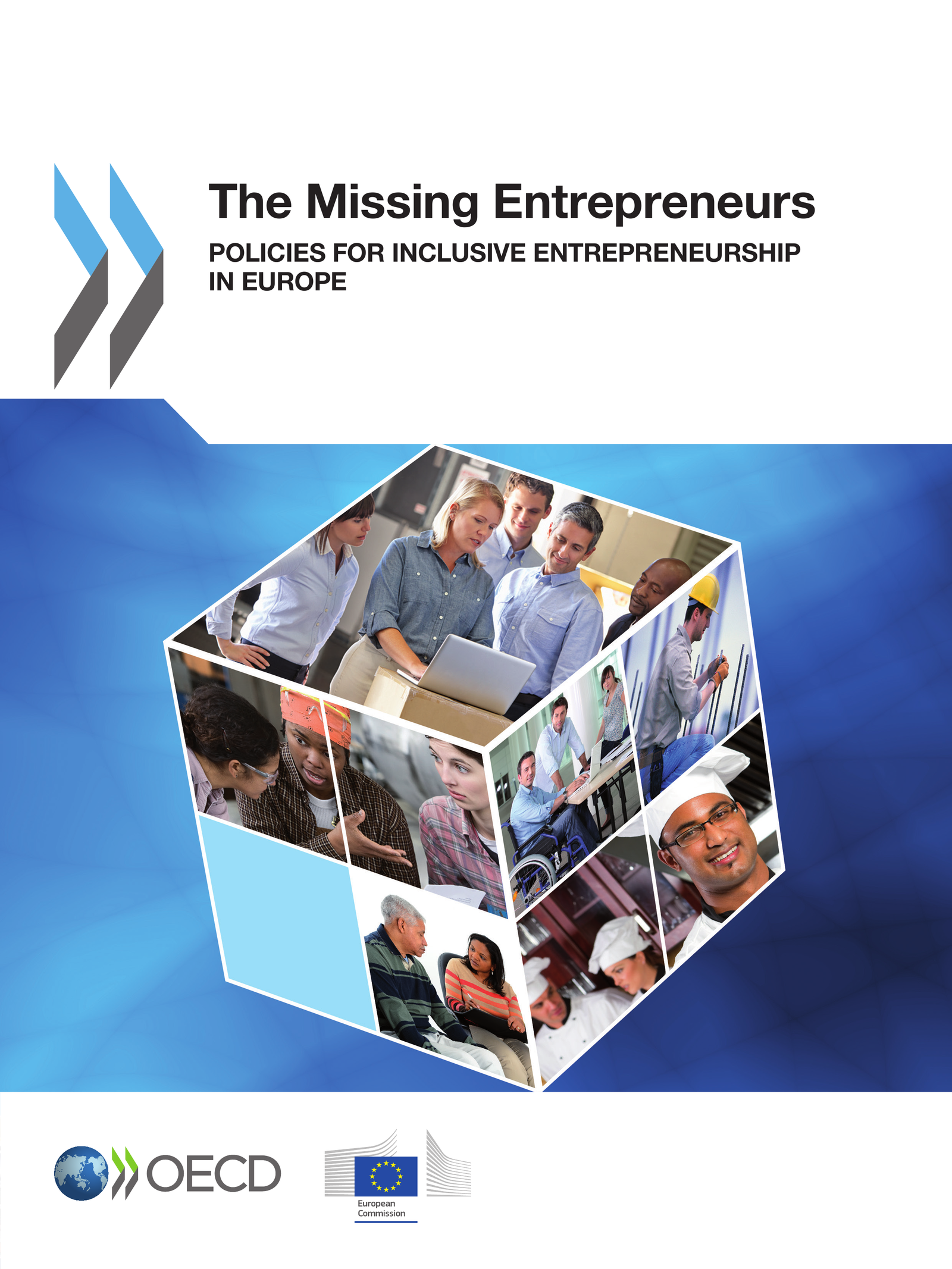 The Missing Entrepreneurs