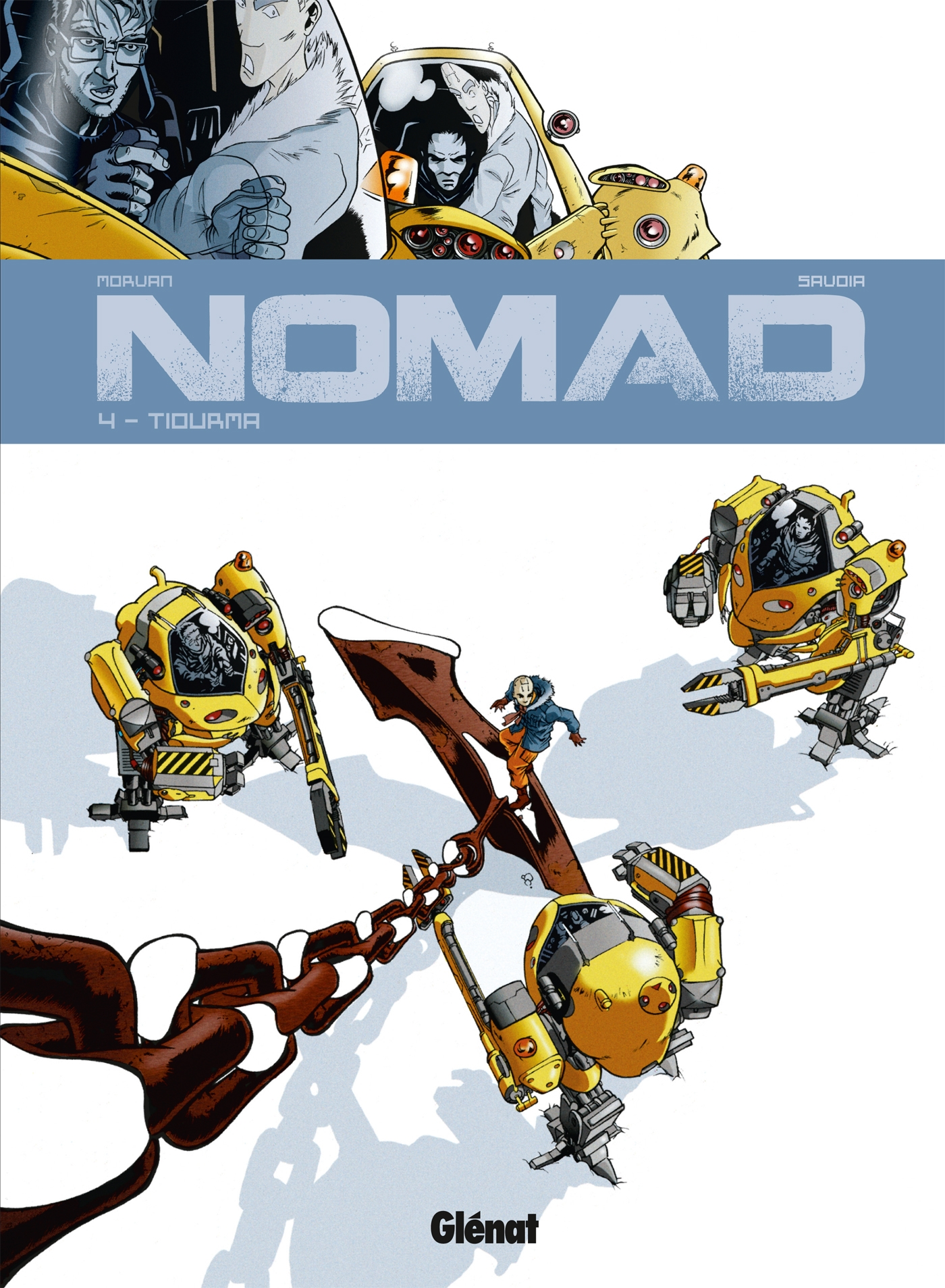 Nomad - Tome 04