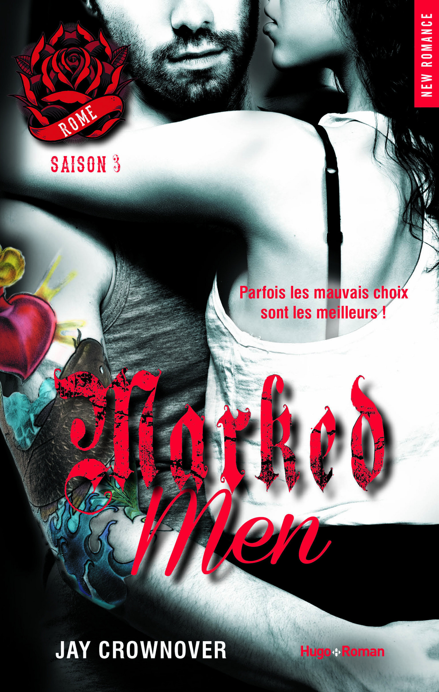 Marked men - saison 3 Rome