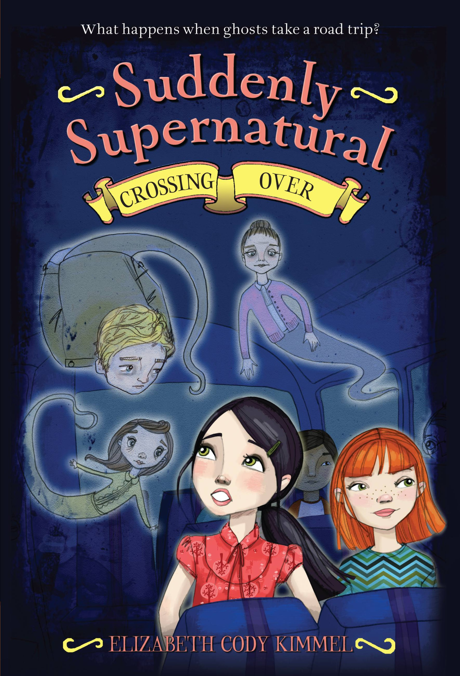 Suddenly Supernatural 4: Crossing Over
