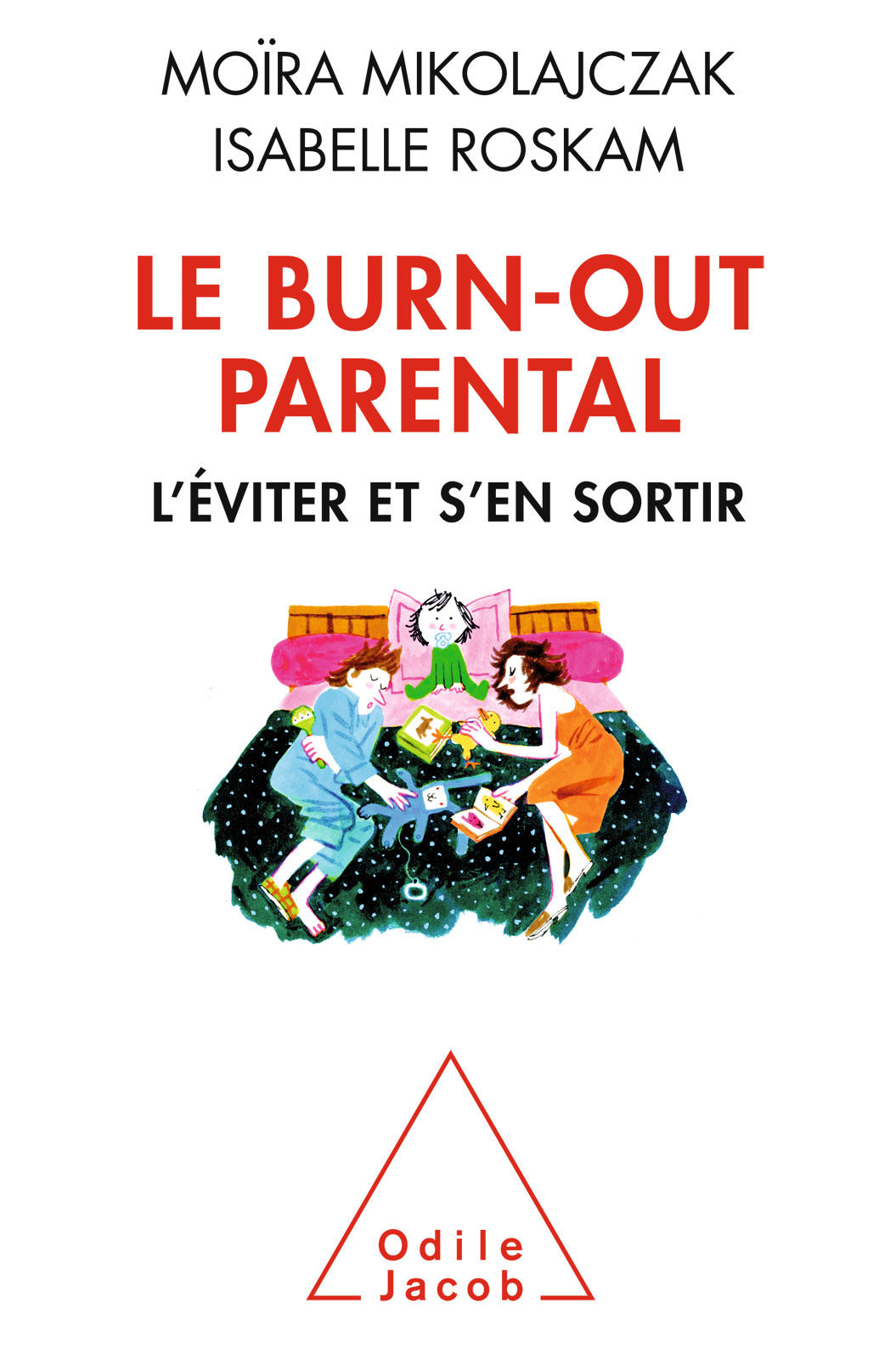 Le Burn-out parental