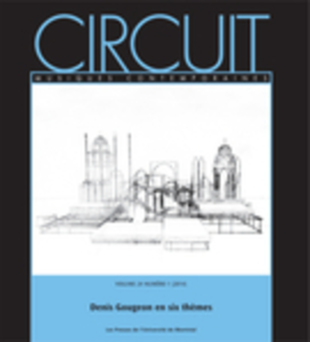 Circuit. Vol. 24 No. 1,  2014