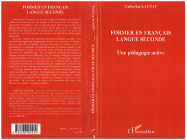 Former en français langue seconde