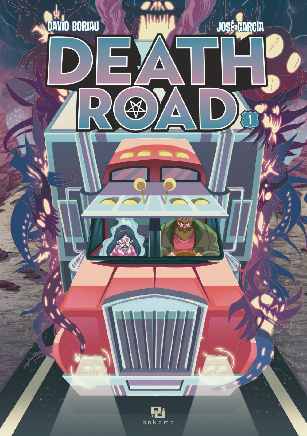 Death Road - Tome 1