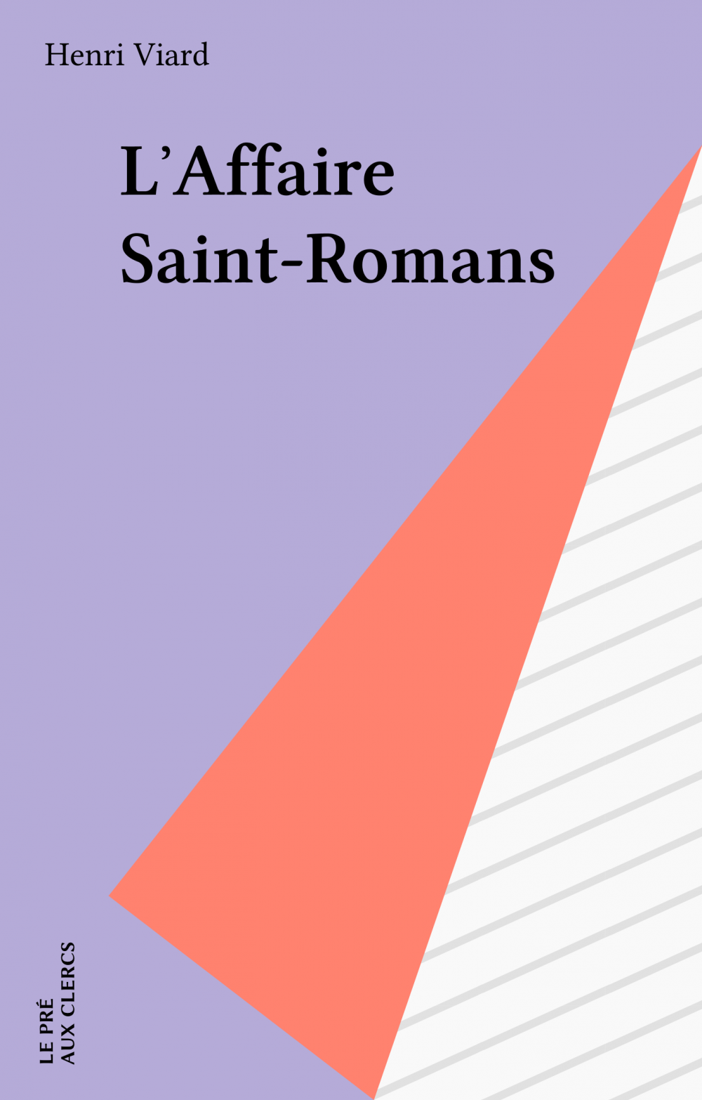L'Affaire Saint-Romans