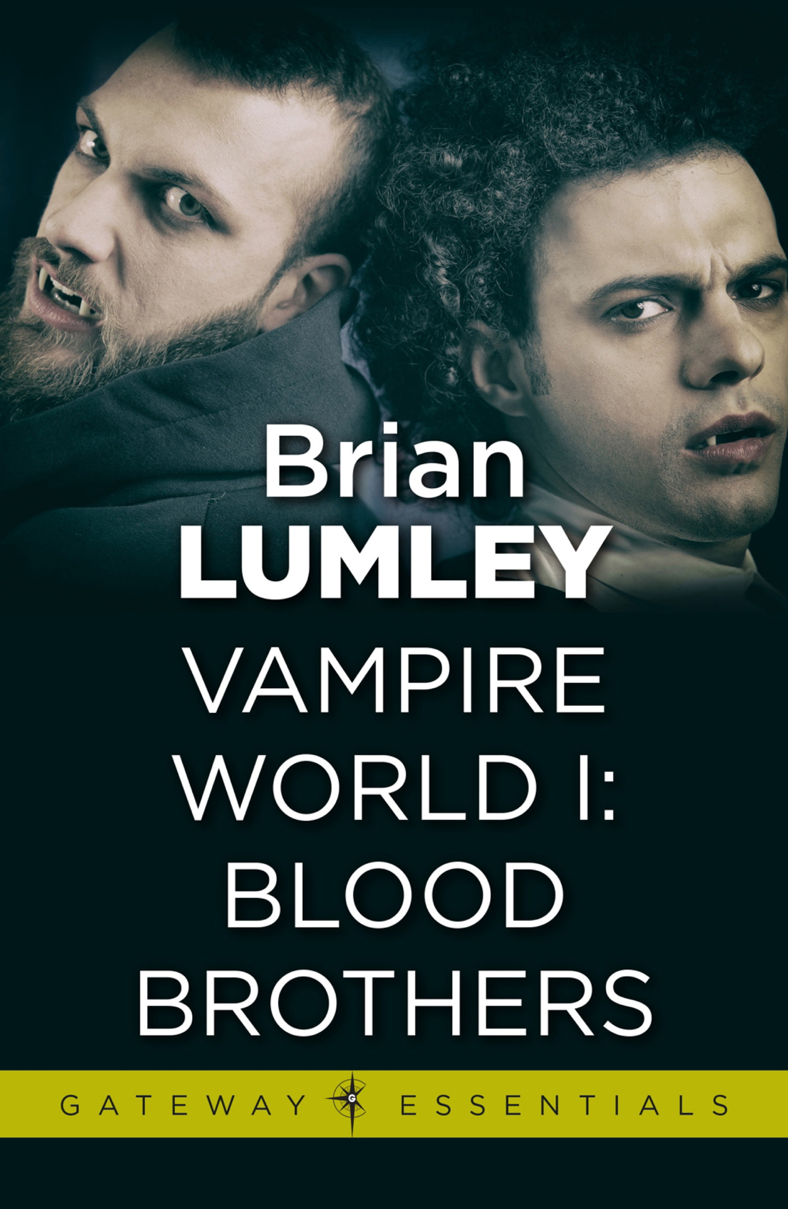 Vampire World 1: Blood Brothers