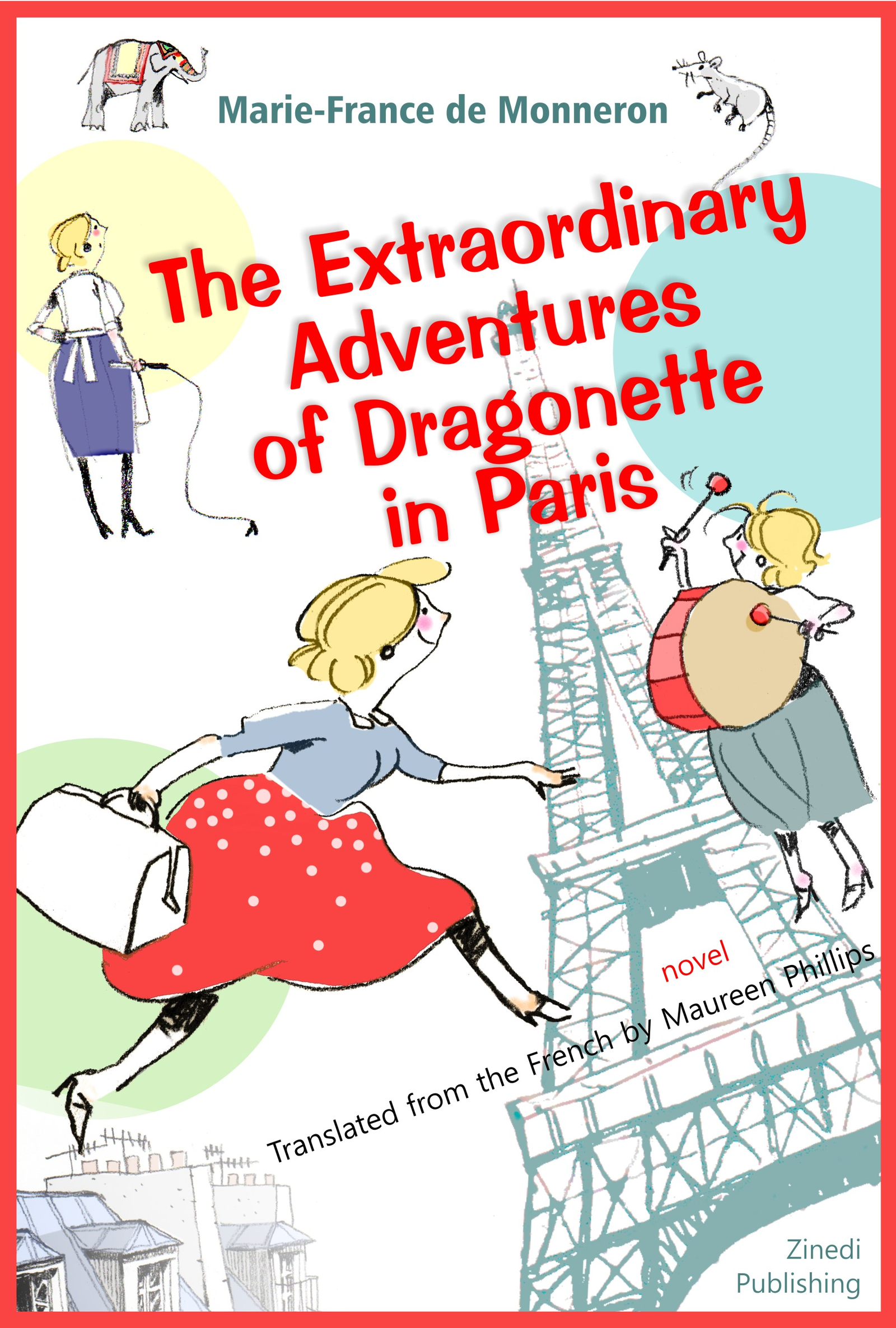 The Extraordinary Adventures of Dragonette in Paris