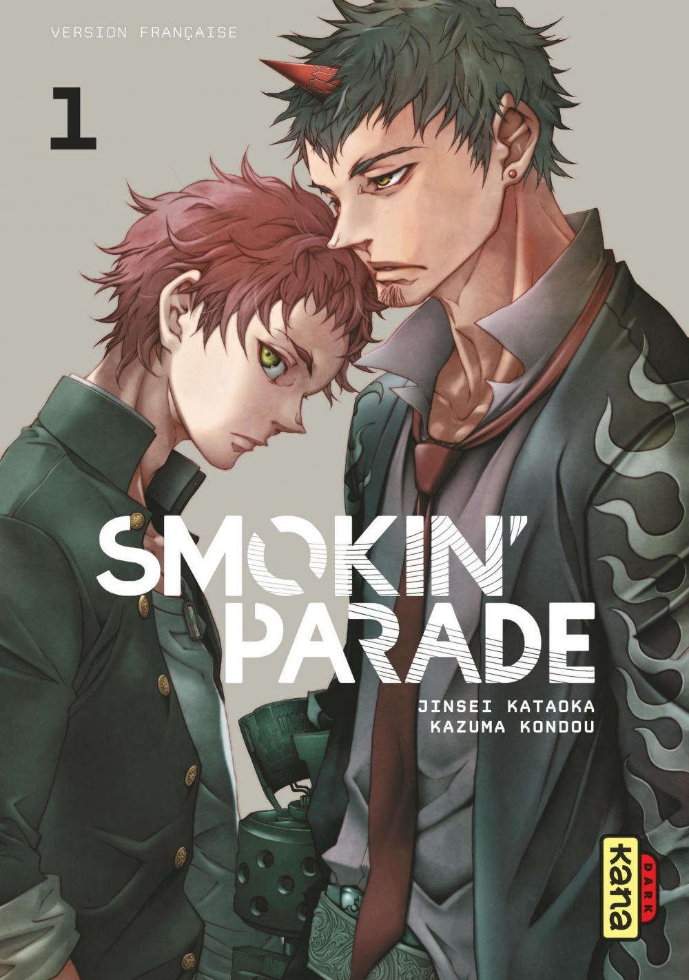 Smokin' Parade - Tome 1 - Smokin' Parade T1