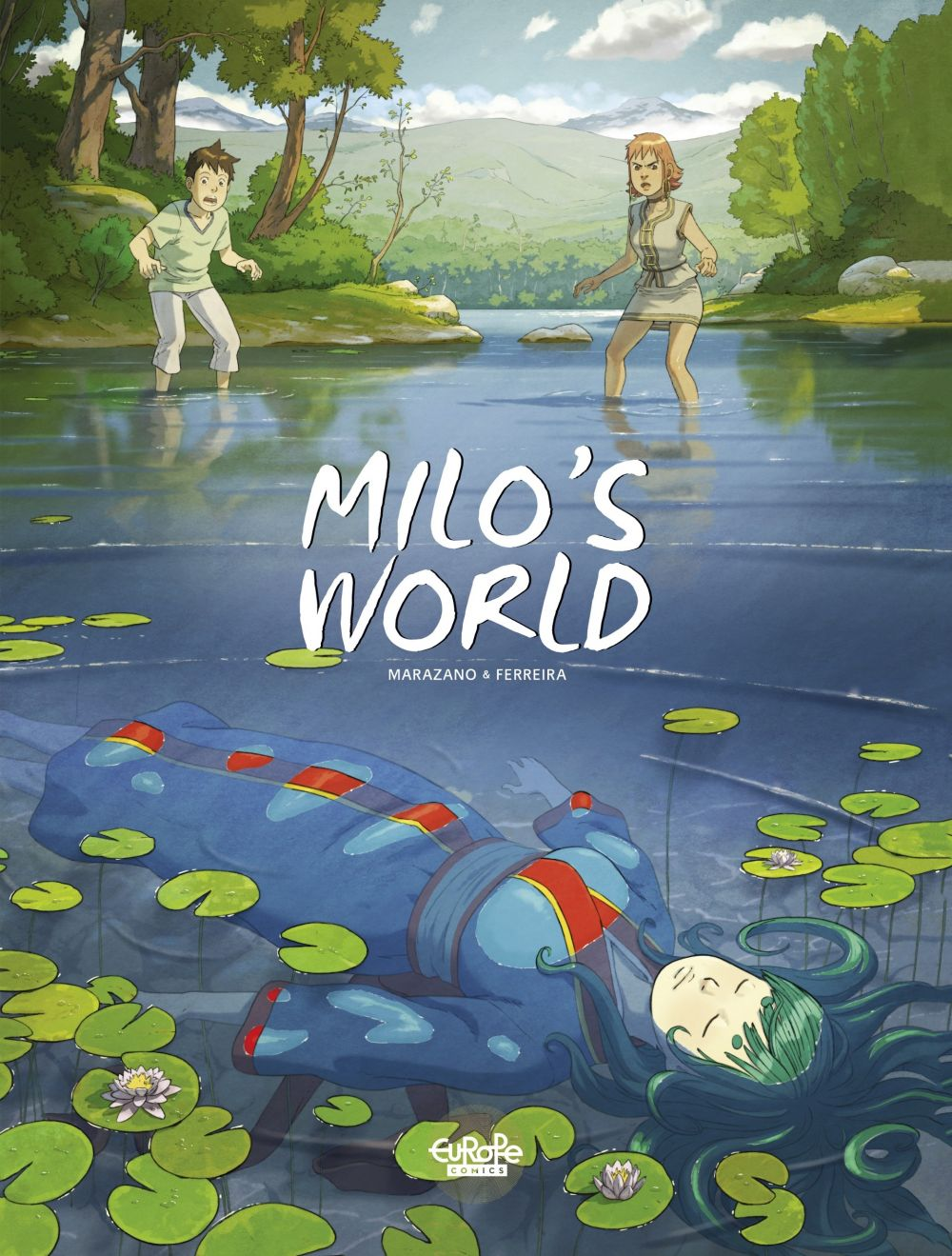 Milo's World - Volume 5