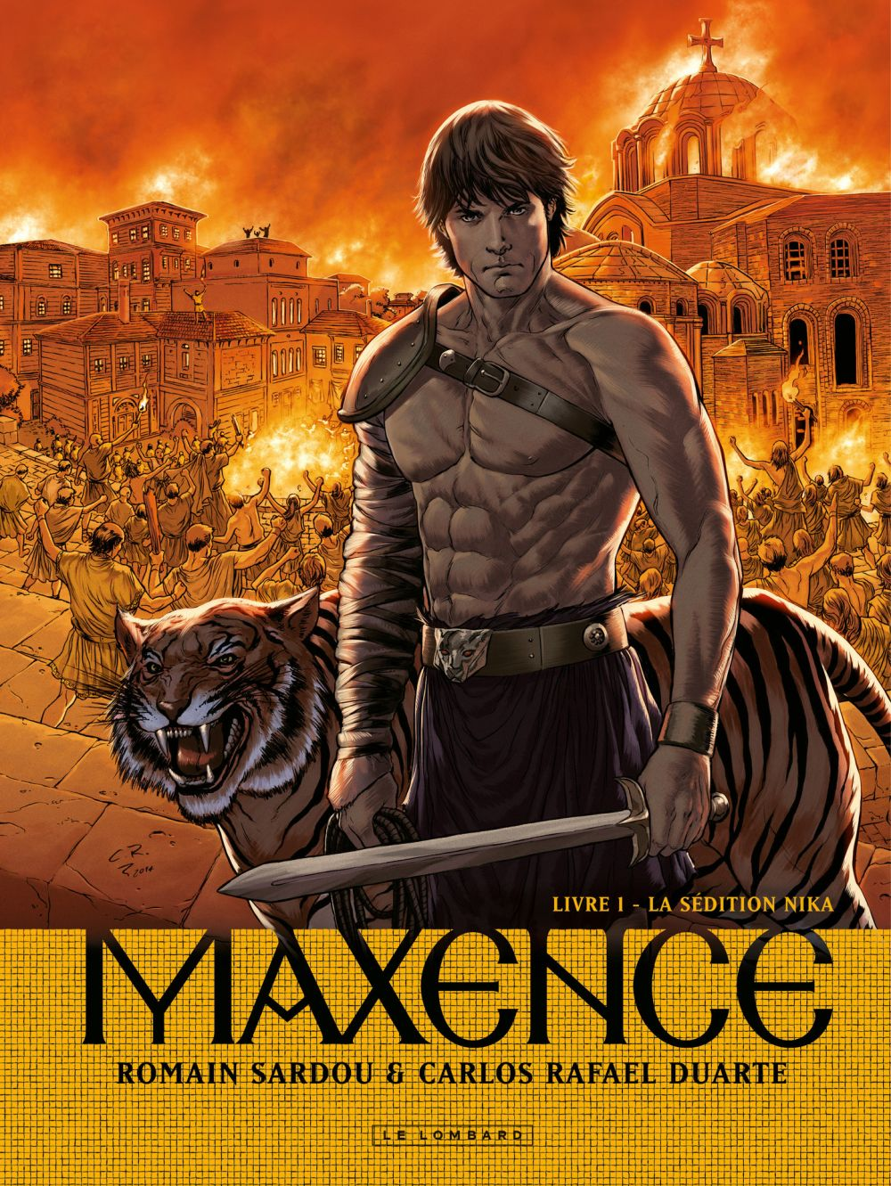 Maxence - Tome 1 - La Sédition Nika
