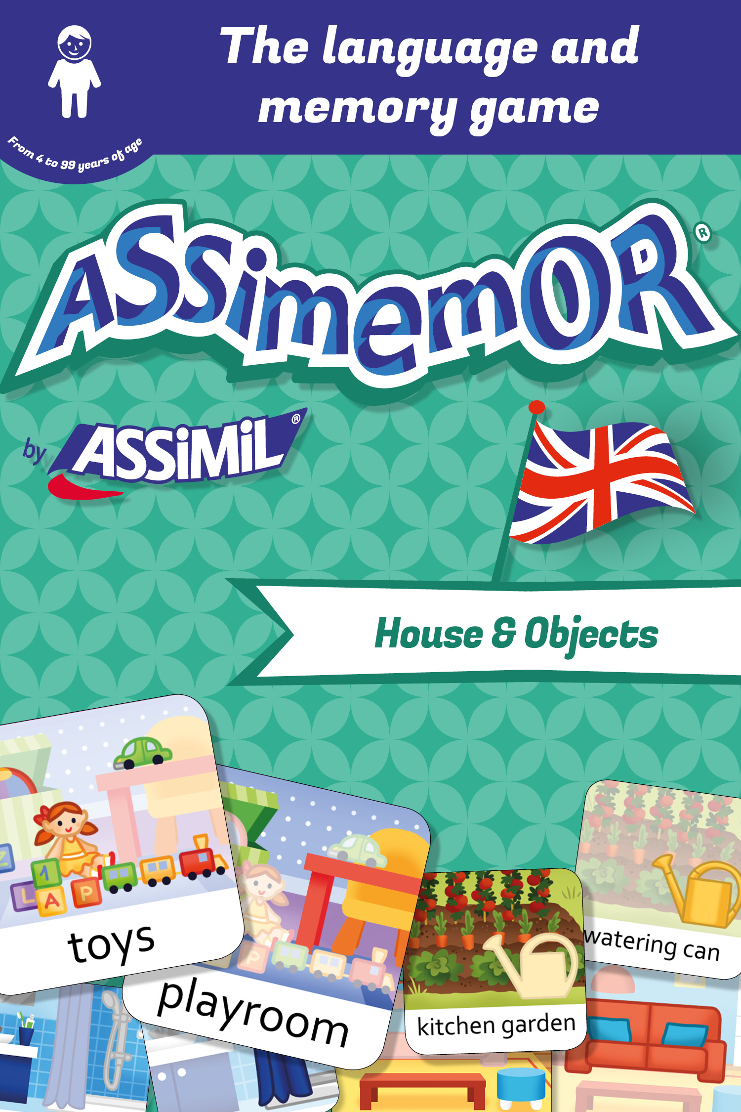 Assimemor – My First English Words: House and Objects